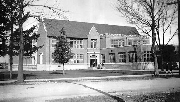 Original Dixon Building